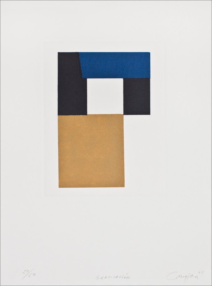 Rafael Canogar - Obras(2000-2010)